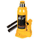 PERFORMANCE TOOL HYDRAULIC BOTTLE JACK 6-TON W1625