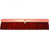 "ANDERSON 18"" SYNTHETIC GARAGE BROOM / NO HANDLE - 51007"