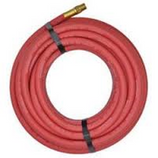 "THERMOID 3/8 X 25' AIR HOSE WITH 1/4"" NPT FITTINGS - 114587624"