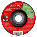 "DBD045125701C DIABLO 4‑1/2"" Masonry Cut Off Disc ‑ Type 27"