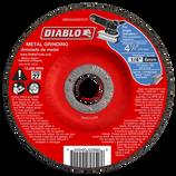 """DBD045250701F DIABLO 4‑1/2"""" Metal Grinding Disc ‑ Type 27 Grinding"""
