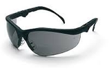 GREY BIFOCAL 1.5 DIOPTER SAFETY GLASSES
