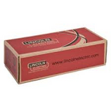 "Lincoln ED028153 1/8"" x 14"" Fleetweld® 35 Rod / 50 lb Box  AWS: E6011  Operators consistently give this electrode high marks. This product is a proven performer for AC pipe welding applications and sheet metal welding. Fleetweld® 35 is a great electrode to use on jobs where the steel isn't clean."