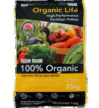 Organic Life 25kg