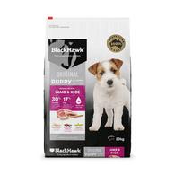 Black Hawk Puppy Lamb and Rice 20kg