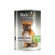 Black Hawk Grain Free Chicken Can 400g