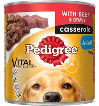 Pedigree Beef and Gravy 700g