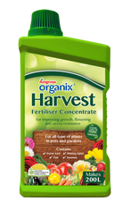 Harvest Liquid Fertiliser Concentrate 1L