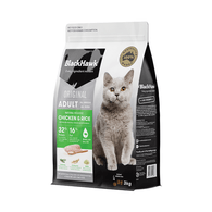 BLACK HAWK ORIGINAL ADULT CAT CHICKEN AND RICE 3KG