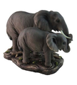 "DWK ""Here For You"" Elephant With Baby Figurine"
