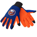 New York Islanders Color Texting Gloves