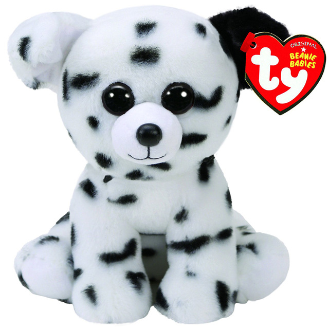 ece1761c59b TY Classic Plush - Spencer the Dalmatian Dog - The Gadget Experience