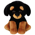 Ty Trevour the Rottweiler Classic Small Plush