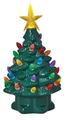 "Mr. Christmas 7"" Green Lit Nostalgic Christmas Tree"