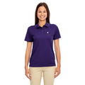 Reel Time Ladies Pique Polo Shirt