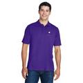Reel Time Men's Pique Polo Shirt