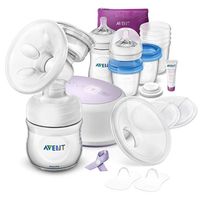 Philips Avent - Single Electric Breastfeeding Support Kit (SCD292/31)