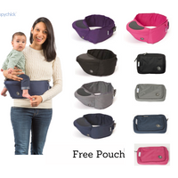 [Free Pouch] Hippychick - HipSeat