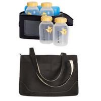 Medela Breastpump Shoulder Bag with Cooler Set