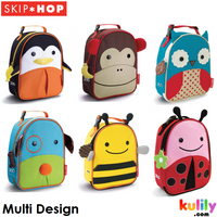 Skip Hop Zoo Lunchies Lunch Bag (Multi Colours)