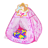 Ching Ching - Ball House Princess Ball House With 100pcs Ball