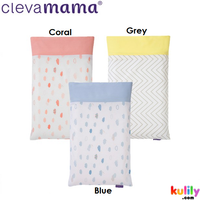 Clevamama ClevaFoam Toddler Pillow Case (3 Colours)