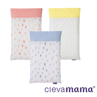 Clevamama - Replacement Baby Pillow Case (3 Colours)
