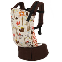 Tula Toddler Carrier - Campy