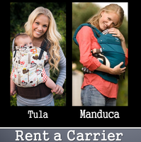 RENT - Baby Carrier