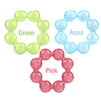 Nuby - IcyBite Teether (3 Colours)