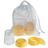 Medela - Breastmilk Bottle Spare Parts Set
