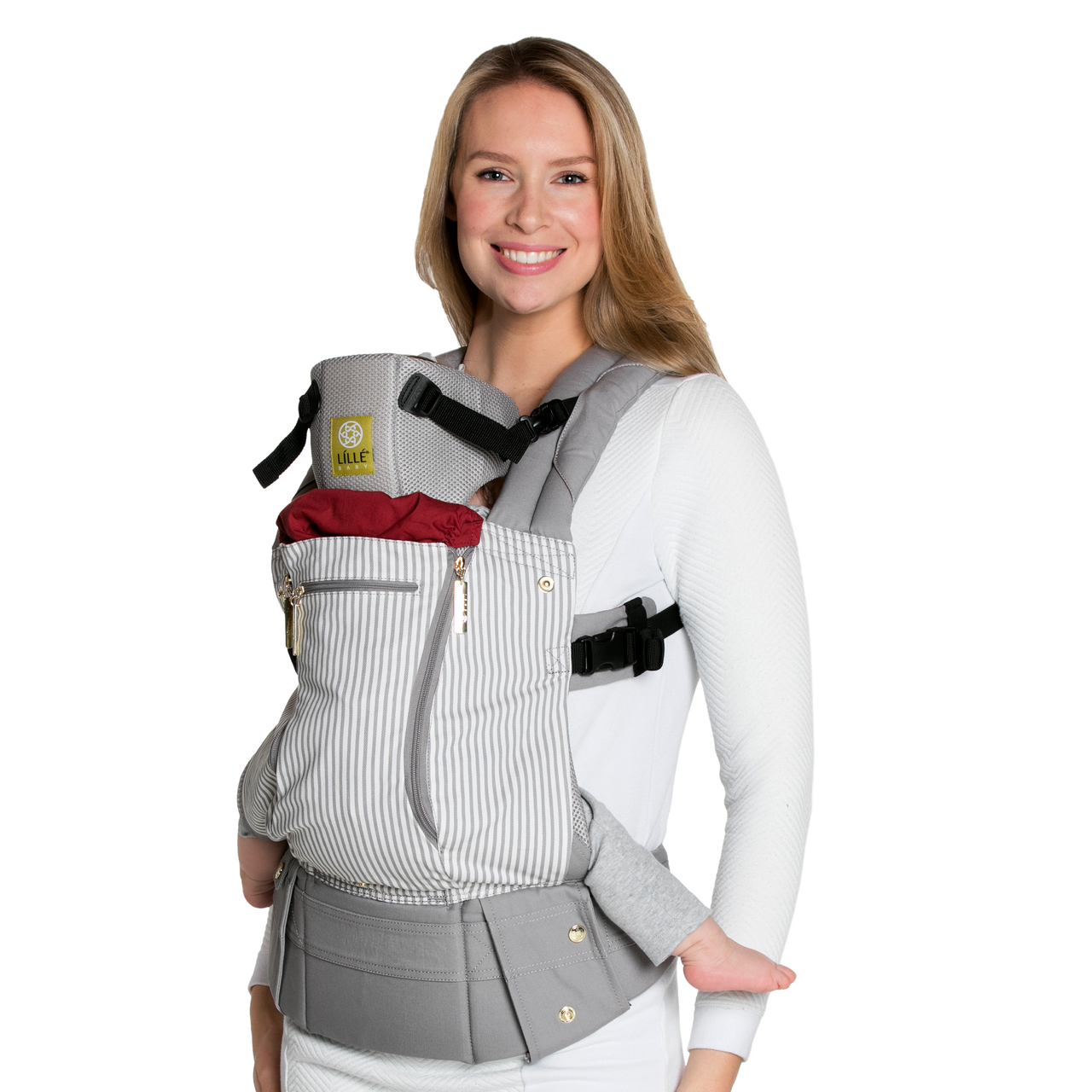 Lillebaby Complete Baby Carrier All Season Breton Stripes