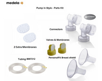 Medela Pump In Style Advanced Parts Kit