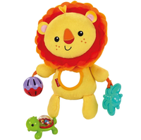 Fisher Price - Activity Toy, Lion