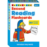 Letterland - Second Reading (FlashCards)