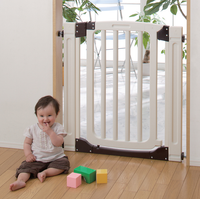 Nihon Ikuji - Family Gate, EXTRA TALL Plastic Safety Gate (NI-5014073001)