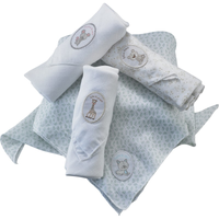 Sophie the giraffe - Swaddling Cloth Set, 4 pieces(70 x 70 cm)