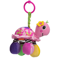 Infantino - Sparkle Topsy Turtle Mirror Pal