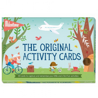 Milestone - Original Activity Cards