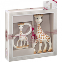 Sophie La Girafe - Sophisticated Birth Set Small (Gift Set)