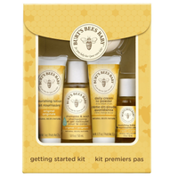 Burt's Bees Baby - Getting Started Gift Set, 5 Products in Giftable Box
