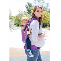 Tula Mesh Baby Carrier - Coast Hyacinth