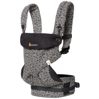 Ergobaby - 360 Performance Carrier, Keith Haring Black (Limited)