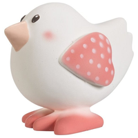 Sophie's Friends - Kiwi the bird (100% Natural Rubber Toy)