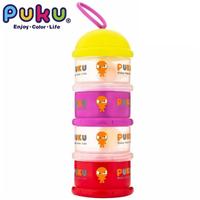 Puku - Milk Powder Container, 4 layer (Olivine) pk-05401
