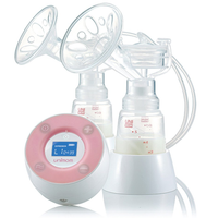 Unimom - Minuet LCD Double Breast Pump