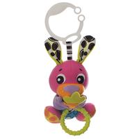 Playgro - Peek-A-Boo Wiggling Bunny, 0m+ (0185472)