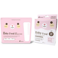 Dr Mama - Baby Food Storage Bags, 30s (200ml)