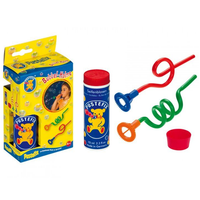 Pustefix - Straws, 2 Bubble Straws