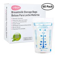 Unimom - Breastmilk Storage Bags TS, 60s (Thermo Sensor)